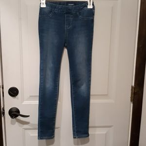 Girls size 10/12 Old Navy Jeggings